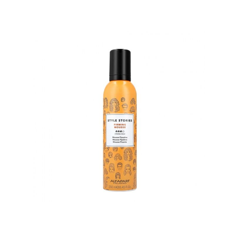 Alfaparf Milano Style Stories Firming Mousse 250ml