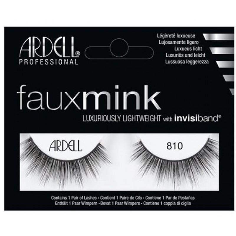 Ardell Fauxmink 810 Eyelashes