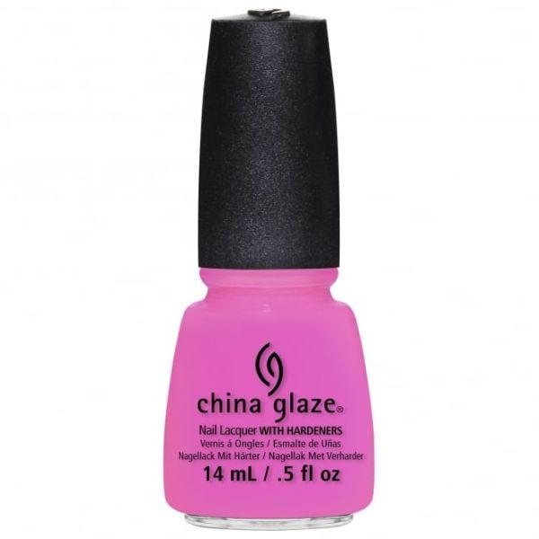 China Glaze Bottoms Up Nail Polish 14ml