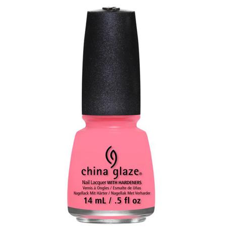 China Glaze Petal To The Metal 14ml
