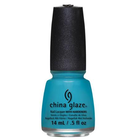 China Glaze Wait N Sea 14ml