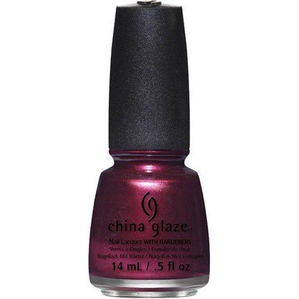 China Glaze Define Golld Nail Polish 14ml
