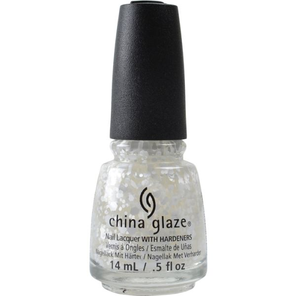 China Glaze Chillin' With My Snow-Mies Nail Polish 14ml