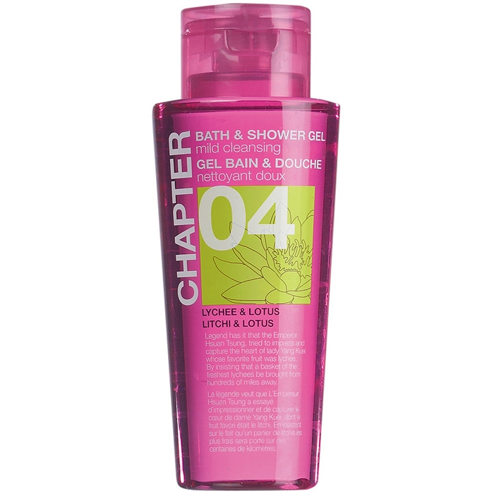 Chapter Lychee & Lotus 04 Bath & Shower Gel 400ml