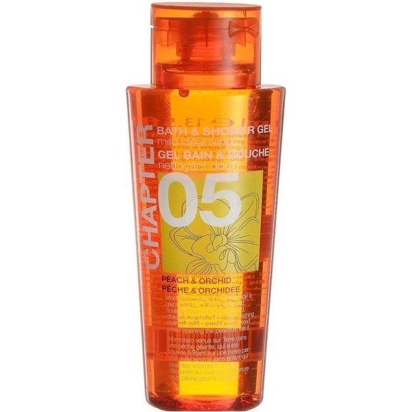 Chapter Peach & Orchid 05 Bath & Shower Gel 400ml