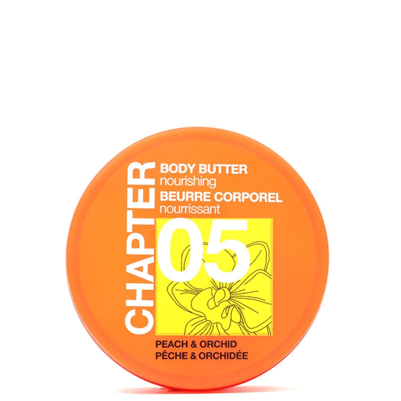 Chapter Peach & Orchid 05 Body Butter 200ml