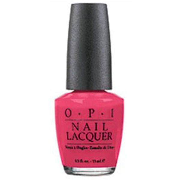 """OPI """"Tropical Punch"""" NLL22 15ml"""