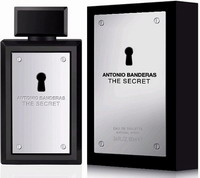 Antonio Banderas The Secret Eau de Toilette 100ml (TESTER)