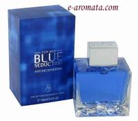 Antonio Banderas Blue Seduction For Men Eau de Toilette 50ml