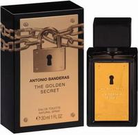 Antonio Banderas Golden Secret Eau de Toilette 100ml