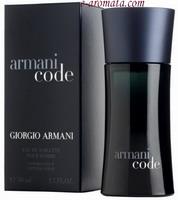 Armani BLACK CODE Eau de Toilette Spray 75ml