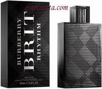 Burberry Brit Rhythm for men Eau de Toilette 90ml
