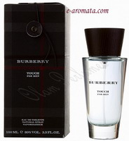 Burberry TOUCH MEN Eau de Toilette 100ml
