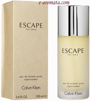 Calvin Klein ESCAPE MEN Eau de Toilette  100ml