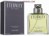 Calvin Klein ETERNITY MEN Eau de Toilette 100ml (TESTER)