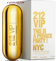 Carolina Herrera 212 VIP Eau de Parfum 80ml (TESTER)