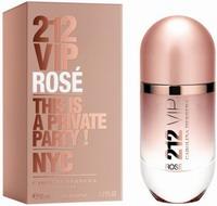 Carolina Herrera 212 VIP Rose Eau de Parfum 30ml