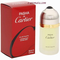 Cartier PASHA Eau de Toilette 50ml