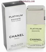 Chanel EGOISTE PLATINUM Eau de Toilette 100ml