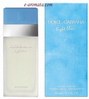 D&G LIGHT BLUE WOMEN Eau de Toilette 200ml