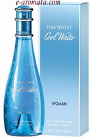 Davidoff COOL WATER WOMAN Eau de Toilette 50ml