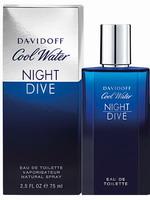 Davidoff Cool Water Night Dive Eau de Toilette 125ml