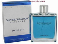 Davidoff SILVER SHADOW ALTITUDE Eau de Toilette 100ml (TESTER)