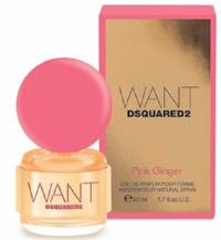 Dsquared2 Want Pink Ginger Eau de Parfum 30ml
