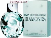 Emporio Armani DIAMONDS Eau de Parfum  100ml (TESTER)