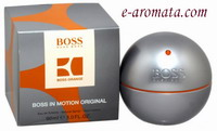 Boss IN MOTION Eau de Toillete 90ml