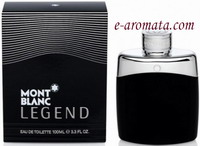 Mont Blanc Legend Eau de Toilette 100ml