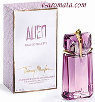 Mugler ALIEN NON-REFILLABLE STONE Eau de Toilette 60ml (TESTER)