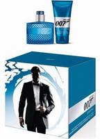 James Bond 007 Ocean Royale Eau de Toilette 30ml,shower Gel 50ml