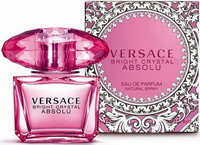 Versace Bright Crystal Absolu Eau de Parfum 90ml (TESTER)