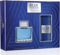 Antonio Banderas blue Seduction Men Eau de Toilette 100ml & Deodorant 150ml