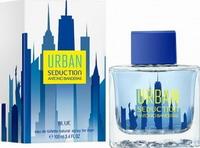 Antonio Banderas Urban Seduction Blu Eau de Toilette 100ml