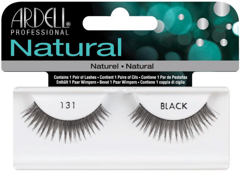 Ardell Natural 131 Black Eyelashes