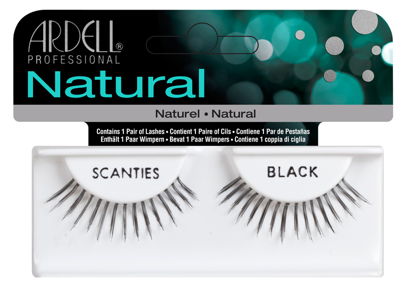 Ardell Natural Scanties Black Eyelashes