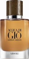 Giorgio Armani Acqua Di Gio Absolu Eau de Parfum 75ml