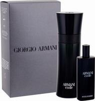 Giorgio Armani Armani Code Pour Homme Edt 75ml + Edt 15ml
