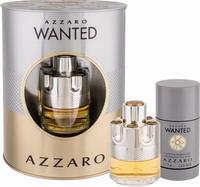 AZZARO Wanted Set EdT 50ml + deo stick alcohol free 75ml