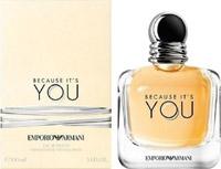 Emporio Armani Because It's You Eau de Parfum 100ml (TESTER)