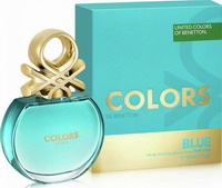 Benetton Colors de Benetton Blue For Her Eau de Toilette 80ml