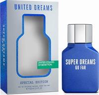 Benetton Dreams Super Dreams Go Far Eau de Toilette 100ml