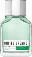 Benetton United Dreams Be Strong Eau de Toilette 100ml