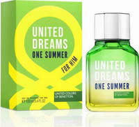 Benetton United Dreams One Summer Eau de Toilette 100ml