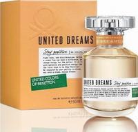 Benetton United Dreams Stay Positive Eau de Toilette 80ml