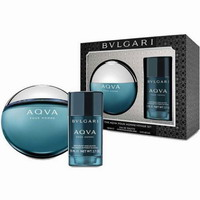 Bvlgari Aqva Pour Homme Edt 100ml & Deodorant Stick 75ml