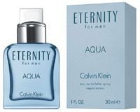 Calvin Klein Eternity For Men Aqua Eau de Toilette 100ml