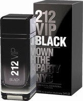 Carolina Herrera 212 VIP Black Eau de Parfum 100ml (TESTER)